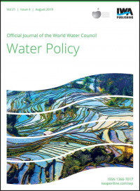 Image of The Licensing Policy for Groundwater Extraction and Management for Hospitality Industry in Cties in Developing Countries